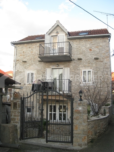 renovated old stone house brac island croatia property