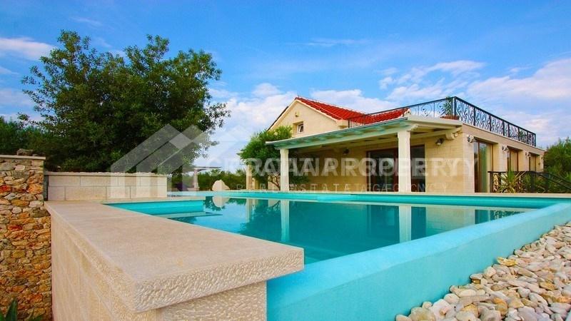 Charmante Villa auf der Insel Brac