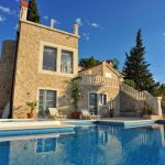 Amazing Dalmatian villa for sale, Brac Island