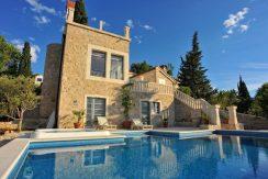 Amazing Dalmatian villa for sale, Brac Island
