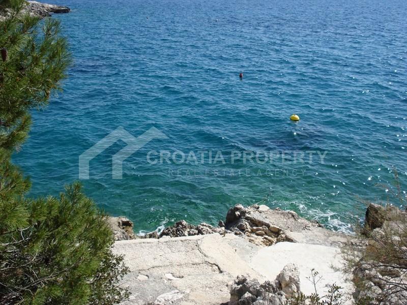 Das Appartement mit Überblick aufs Meer Ciovo