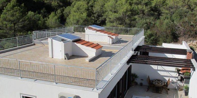 Modern villa Ciovo island (10)