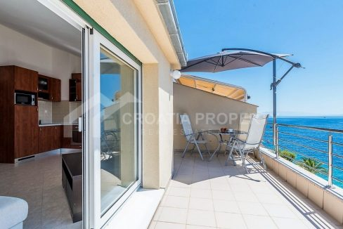 Apartment with beautiful view close to sea, Ciovo - 653 - terrace (1)