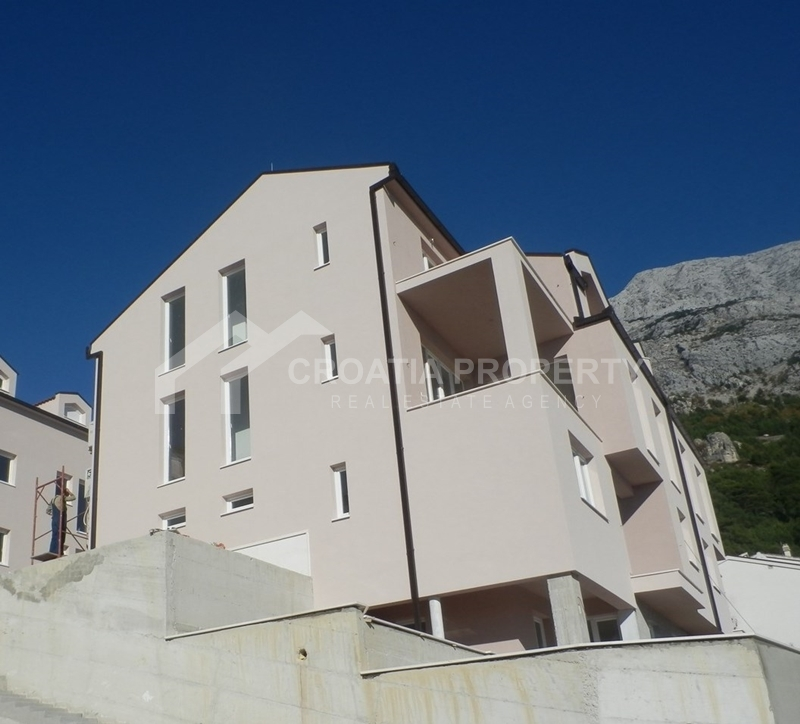 Luxurious apartment in beautiful location in Baska Voda