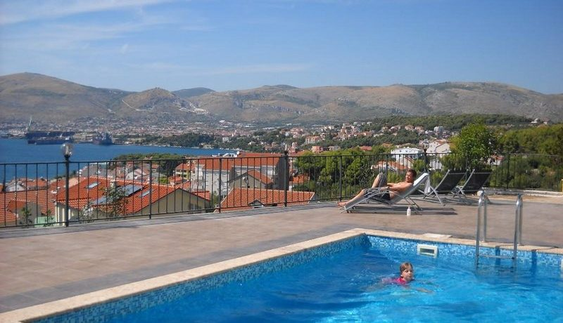 Attractive apartment on Ciovo island