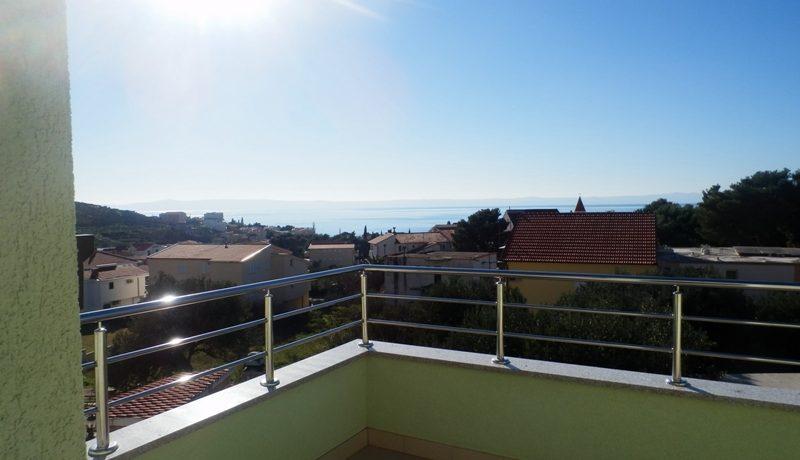 Apartment in Promajna near Baska Voda