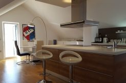 Modern and luxuriously equipped apartment