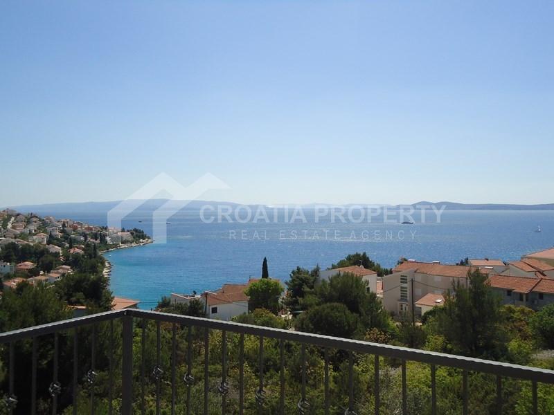 Newly built apartments, Ciovo Island