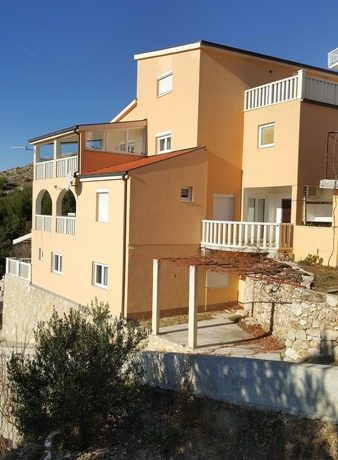 Detached house, placed in beautiful location