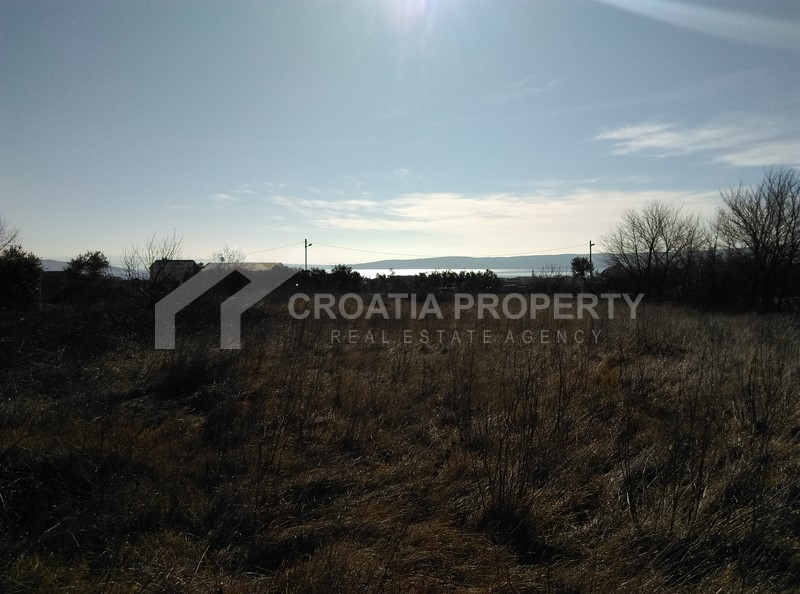 Attractive building plot in Kastela