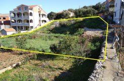 Building plot near sea, Ciovo island