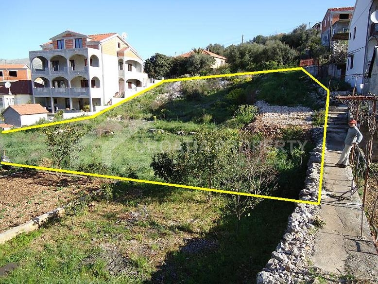 Building plot near sea, Ciovo island