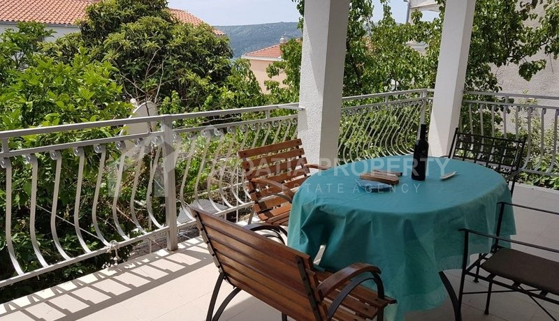 detached house with seaview near Trogir(25)