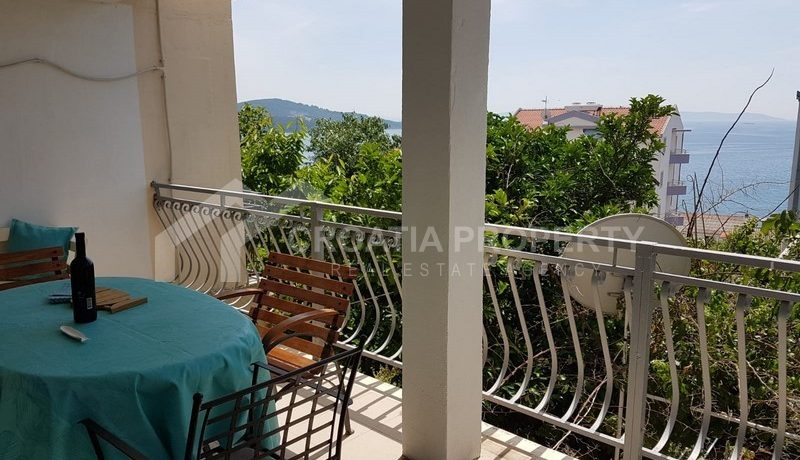 detached house with seaview near Trogir(27)