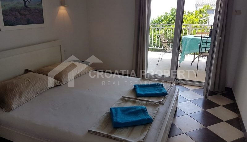 detached house with seaview near Trogir(29)