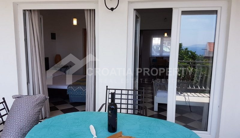detached house with seaview near Trogir(34)