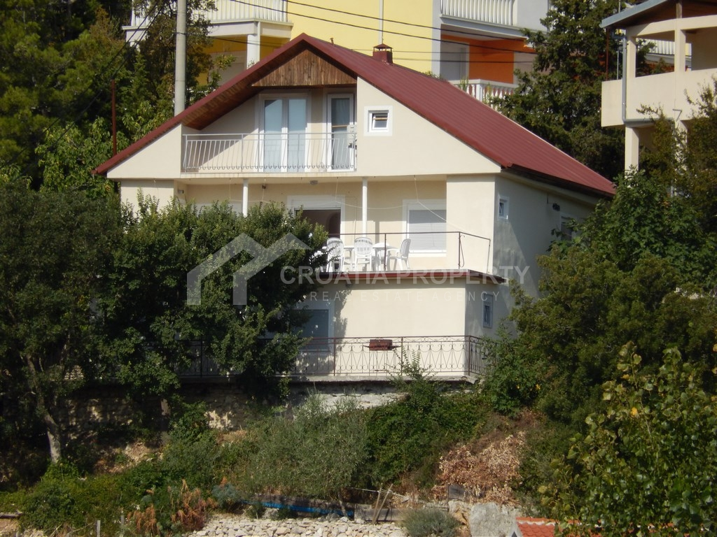 A house for sale Zadar, peaceful location with sea view