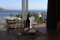House on Ciovo island with beautiful sea view