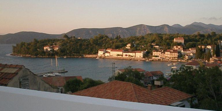 Stone house with sea view on Korcula island