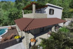 Newbuilt family house near Rogoznica