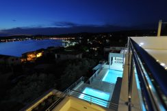 Newly built villa in peaceful location in Rogoznica