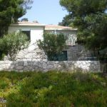 House in beautiful location on seafront, Lastovo island