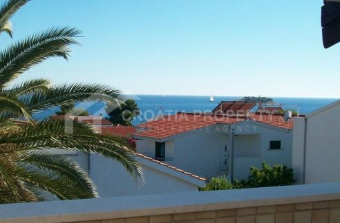 House with sea view in Rogoznica - 1082 - view (1)