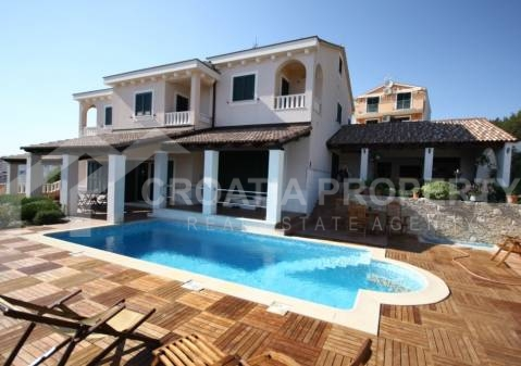Luxurious villa with beautiful sea view, Ciovo island