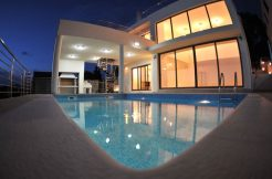 Newly built, exclusive villa in Rogoznica