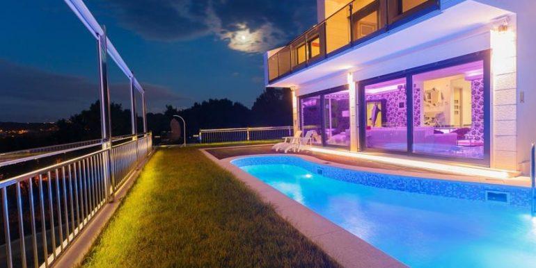 villa on ciovo island (2)