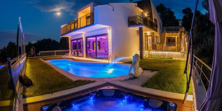 villa on ciovo island (4)