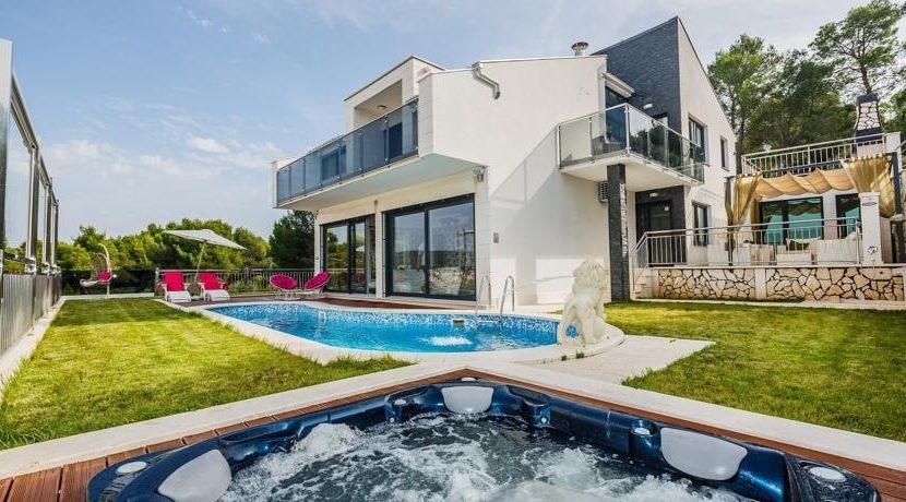 villa on ciovo island (5)