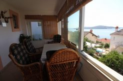 House with beautiful seaview, Trogir