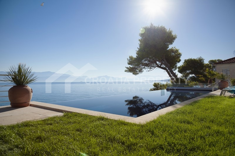 Amazing luxurious villa in Sutivan, Brac island