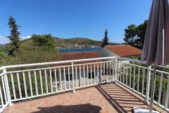 Detached house with beautiful seaview, Rogoznica