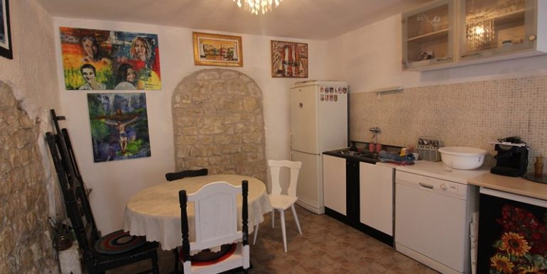 Renovated stonehouse in historical center of Trogir