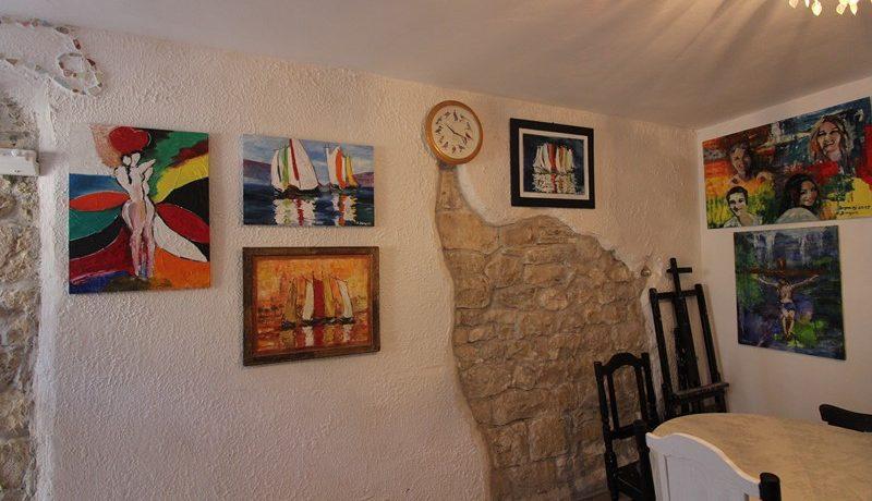old stone house Trogir centre (21)