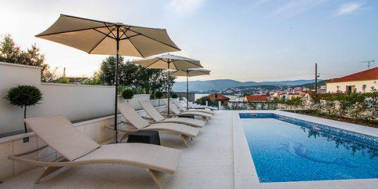 Newly built luxurious villa, Ciovo island