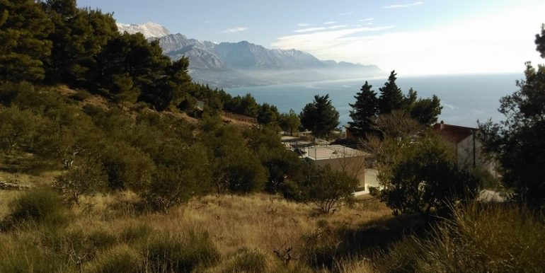 building plot for sale omis (1)