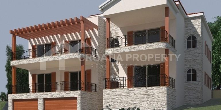 newbuilt apartments Rogoznica (1)