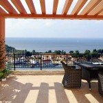 New build apartments with sea view, Rogoznica
