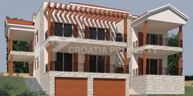 newbuilt apartments Rogoznica (4)