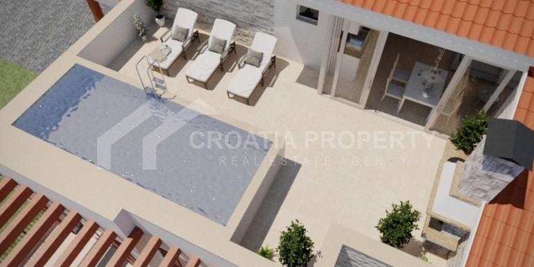 newbuilt apartments Rogoznica (7)