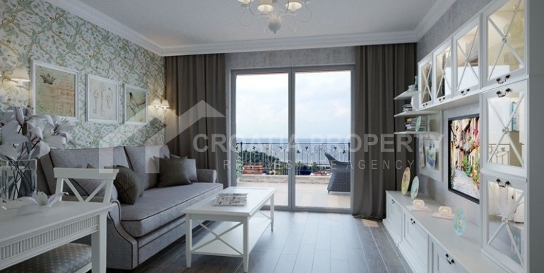 newbuilt apartments Rogoznica (9)