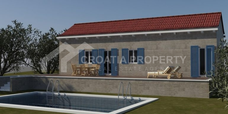 building plot Milna Brac island (3)
