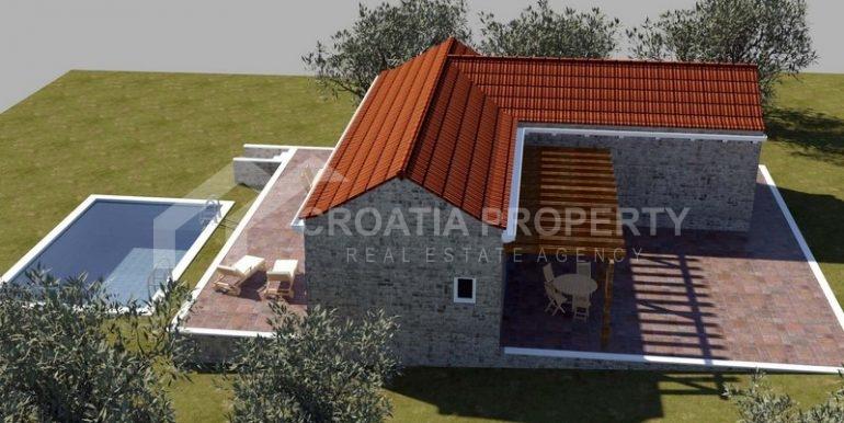 building plot Milna Brac island (5)