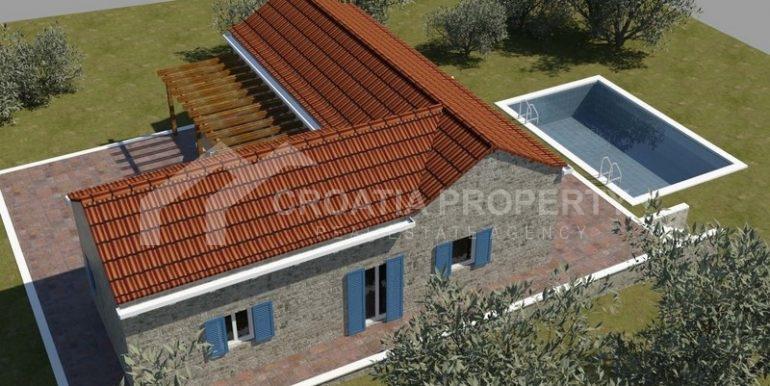 building plot Milna Brac island (6)