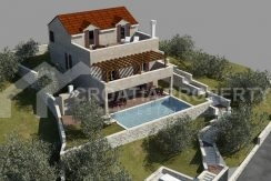 Building plot, for sale, island Brac