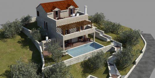 Building plot, for sale, island Brac