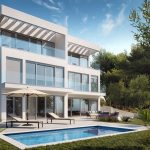 Ciovo apartments for sale, new built